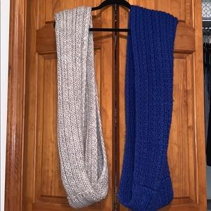 American Eagle Infinity Scarves
